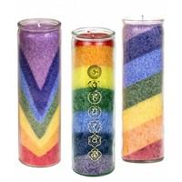 thumb-Chakra Kerzen im Glas-2