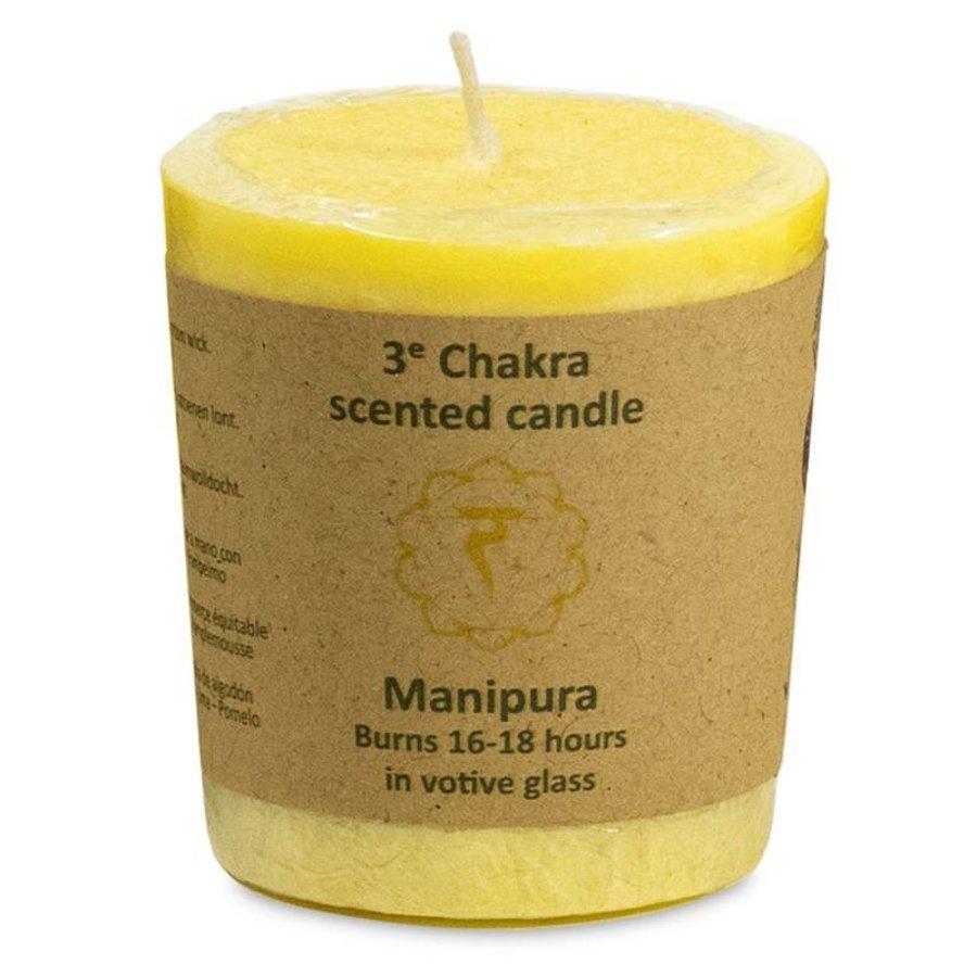 Chakra Votive Kerzen-4