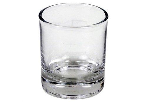 Glas für Votivkerzen & Teelichter
