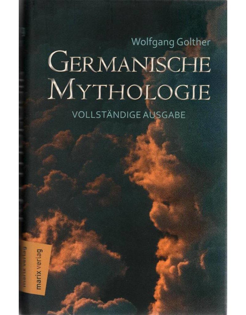 Germanische Mythologie von Wolfgang Golther