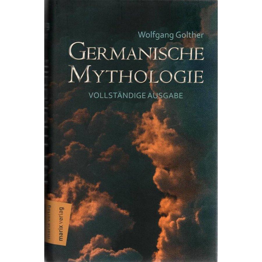 Germanische Mythologie von Wolfgang Golther-3