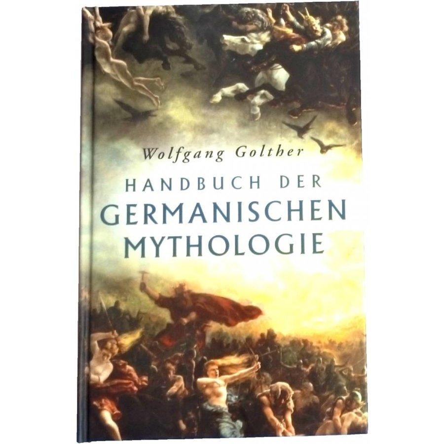 Germanische Mythologie von Wolfgang Golther-1