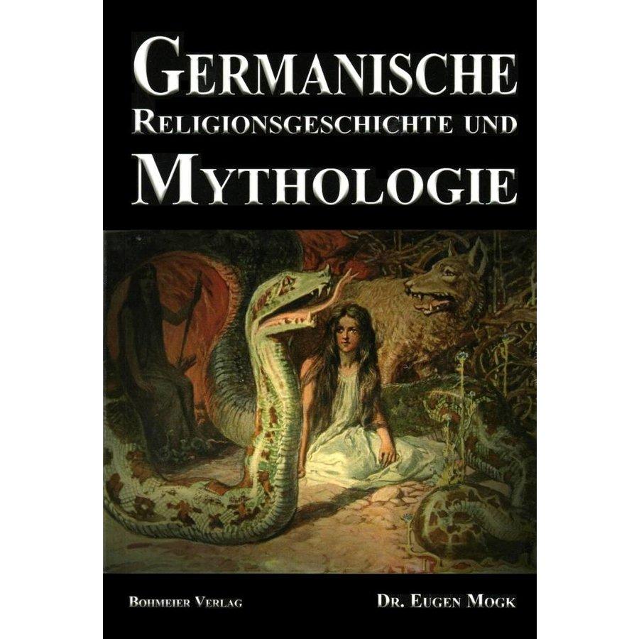 Germanische Religionsgeschichte und Mythologie-1