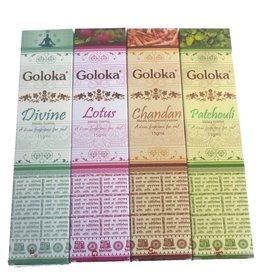 Goloka  Premium Indische Räucherstäbchen