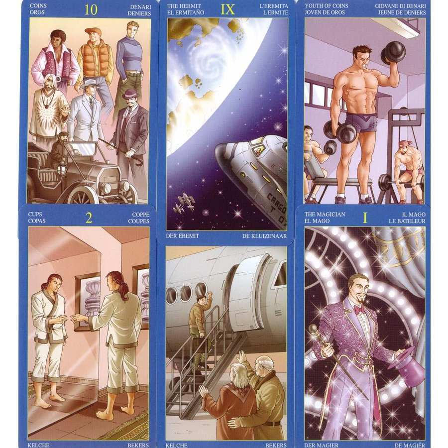 Gay Tarot-3