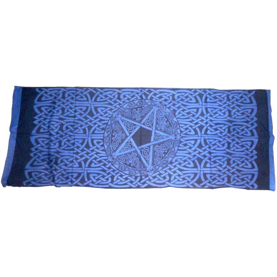 Als Altartuch, Tischdecke oder Schal-5