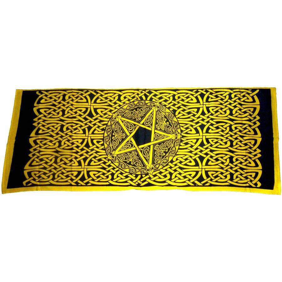 Als Altartuch, Tischdecke oder Schal-6
