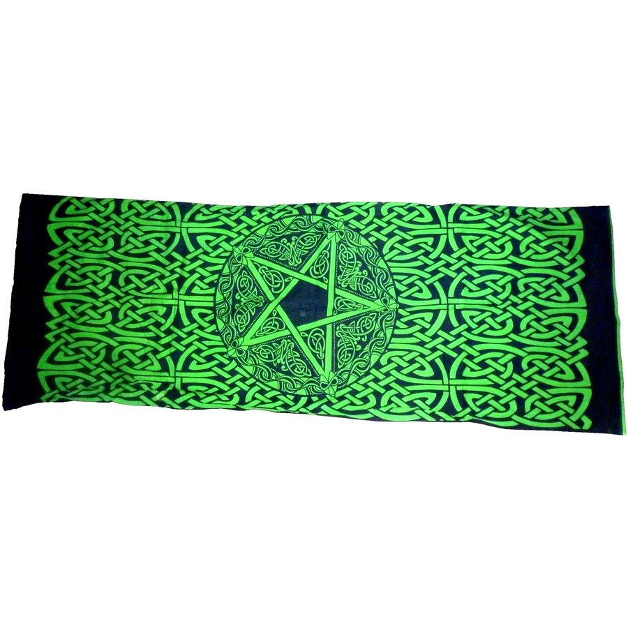 Als Altartuch, Tischdecke oder Schal-7
