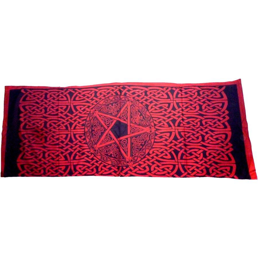 Als Altartuch, Tischdecke oder Schal-8
