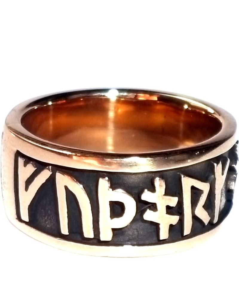 Runen Runenring , Bronze