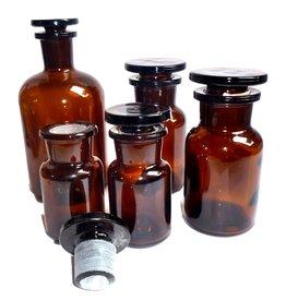 Aufbewahrung Apothekerflasche, Hexenflasche ab