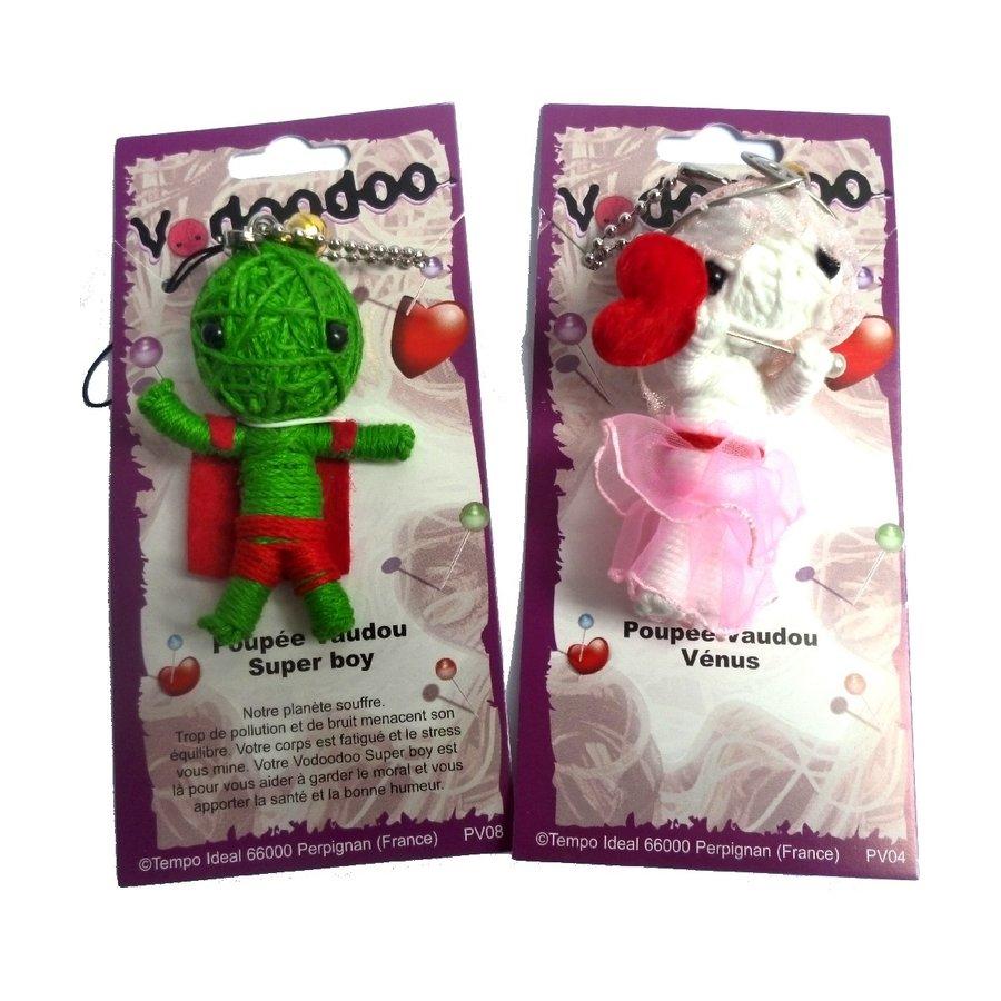 Puppen für magische Zwecke, Voodoo Dolls-10
