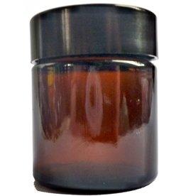 Aufbewahrung Salbentigel, Cremeglas