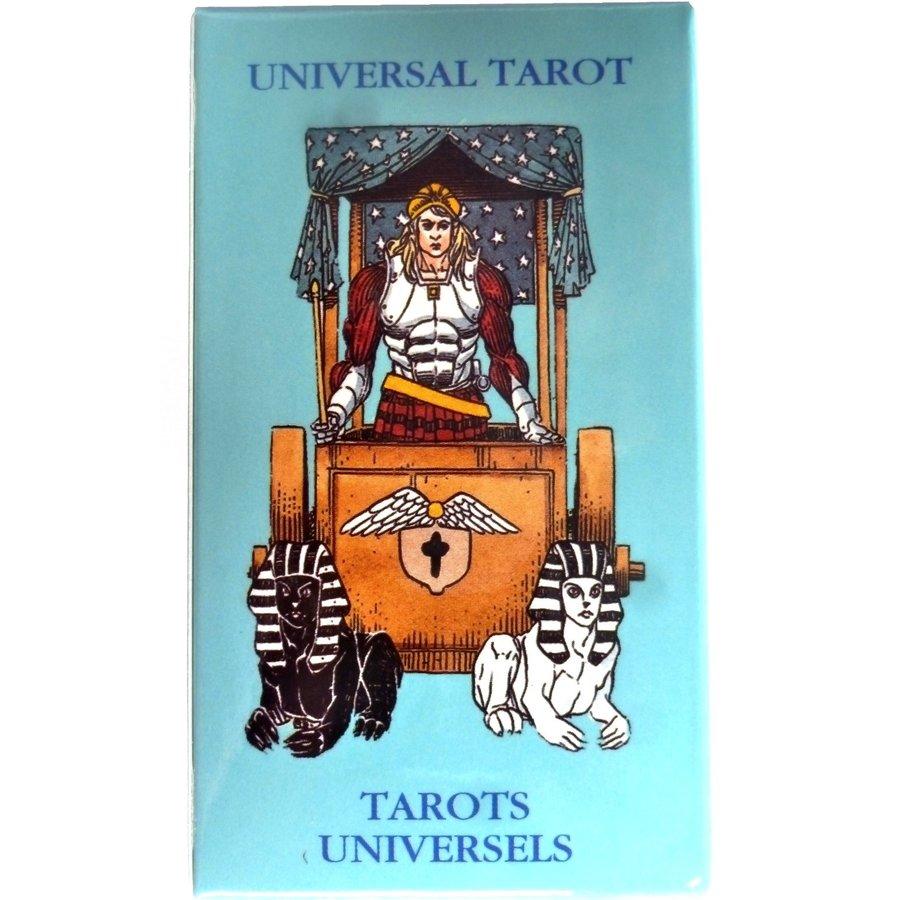 Universal Tarot Deck in Pocketgröße-2