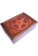 Tarot Box aus Holz