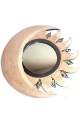Sonne Mond Spiegel