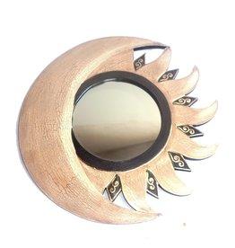 Spiegel Sonne Mond