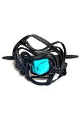 Haarclips mit Halbedelsteinen - mit Clip