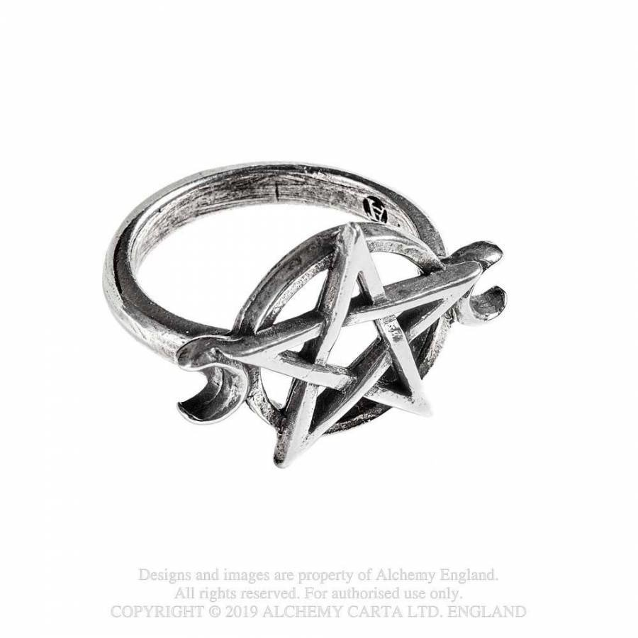 Triple Goddess Zinn Ring-3