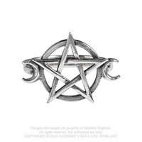 thumb-Triple Goddess Zinn Ring-1