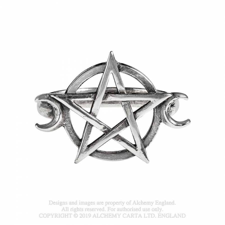 Triple Goddess Zinn Ring-1
