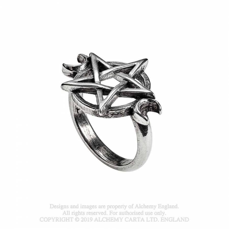 Triple Goddess Zinn Ring-4