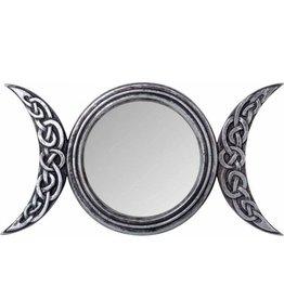 Spiegel Dreifacher Mond