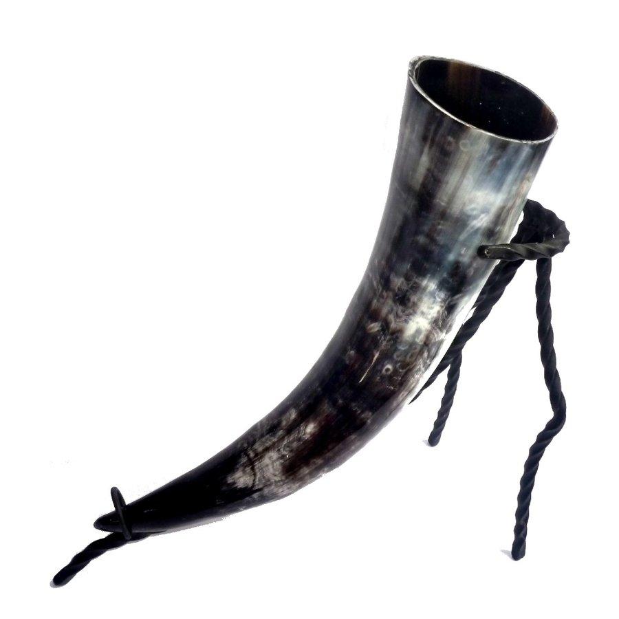 Trinkhörner & passende Trinkhornhalter-3