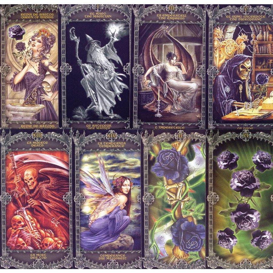 Alchemy 1977 England Tarot-1