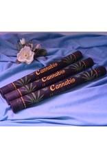 Cannabis- Räucherstäbchen