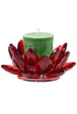 Kristall Teelichthalter / Kerzenhalter