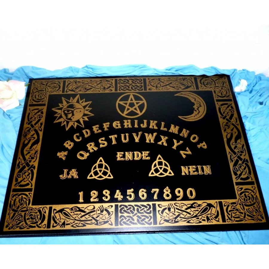 Ouija-Board Celtic, Hexenbrett-3
