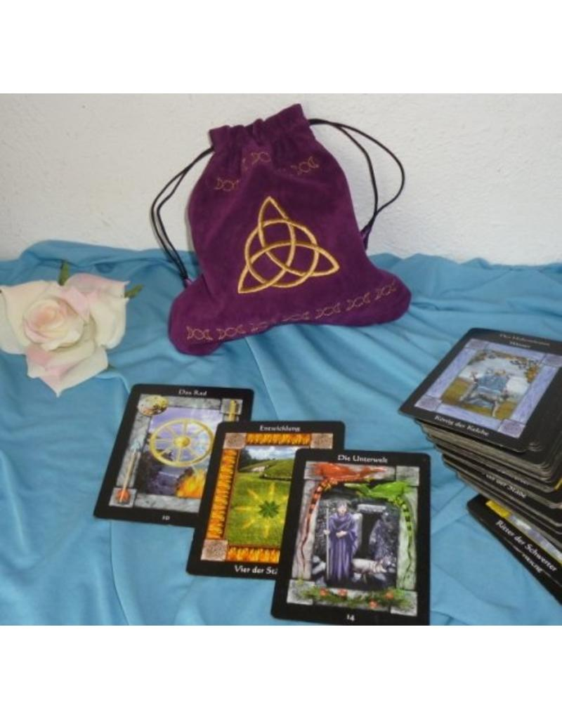 Göttin Tarotbeutel Dreifache Göttin-Charmed