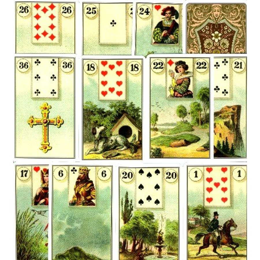 French Cartomancy-1