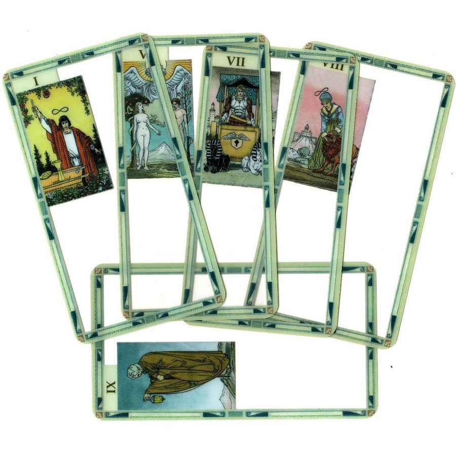Universal Tarot Deck Transparent-2
