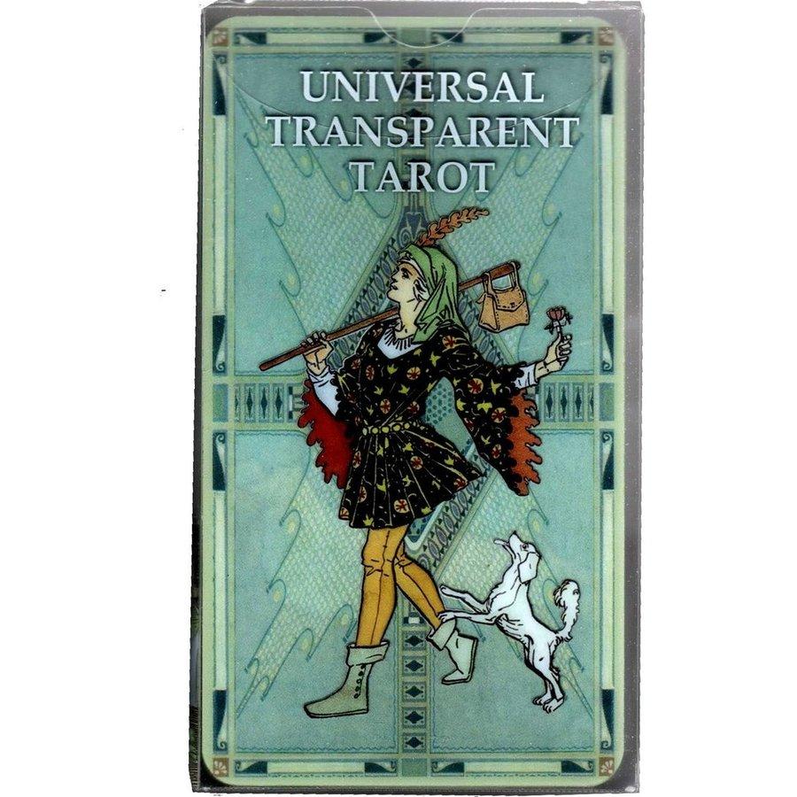 Universal Tarot Deck Transparent-3