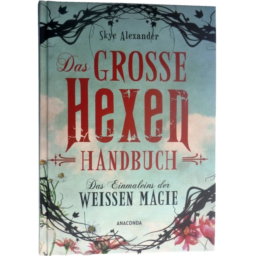 Skye Alexander: Das große Hexen-Handbuch-3