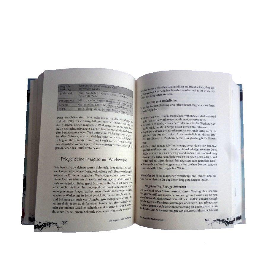 Skye Alexander: Das große Hexen-Handbuch-5