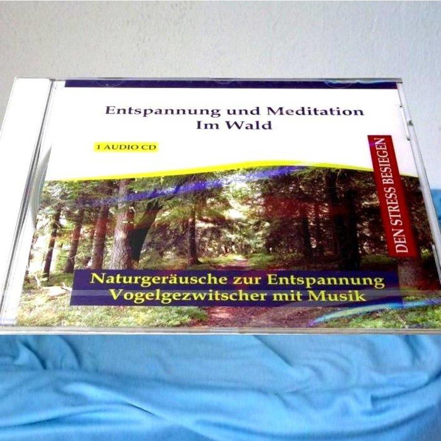 """""""Entspannung und Meditation - Im Wald, Naturgeräusche zur Entspannung""""-2"""