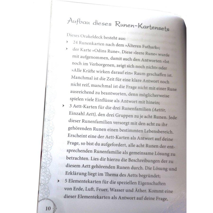 Runenorakel Karten & Büchlein-4