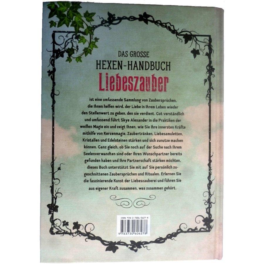 Skye Alexander: Das große Hexen-Handbuch-8