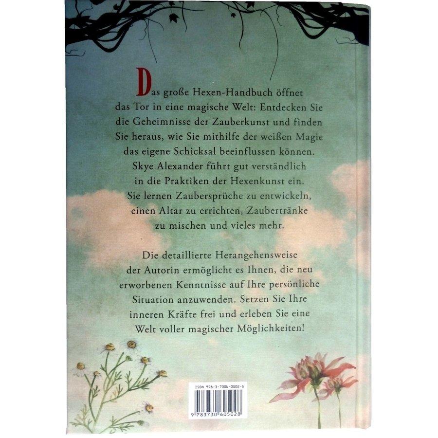Skye Alexander: Das große Hexen-Handbuch-6