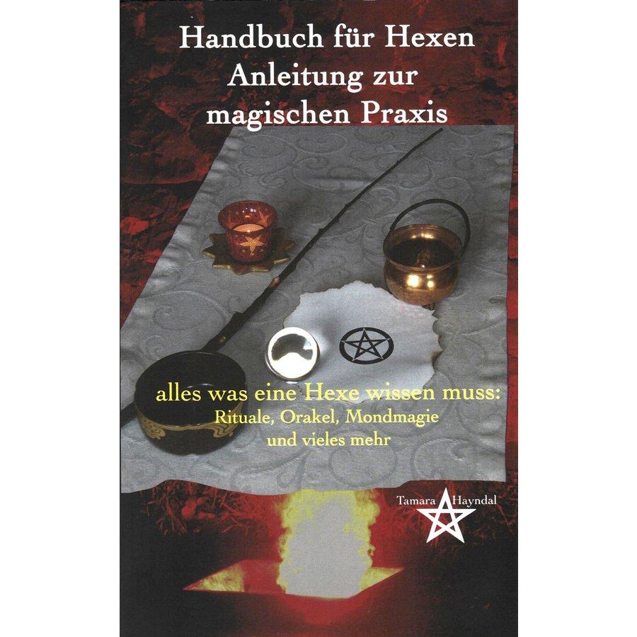 Tamara Hayndal: Handbuch für Hexen - Anleitung zur magischen Praxis-1