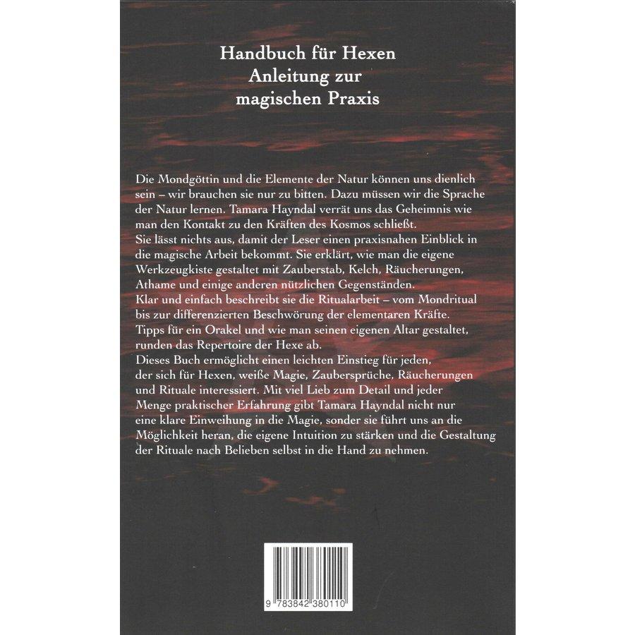 Tamara Hayndal: Handbuch für Hexen - Anleitung zur magischen Praxis-2