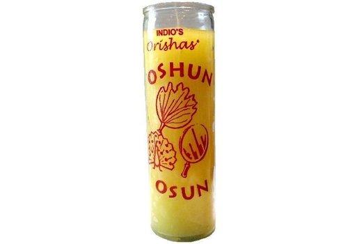 Oshun 7 Tage Kerze im Glas
