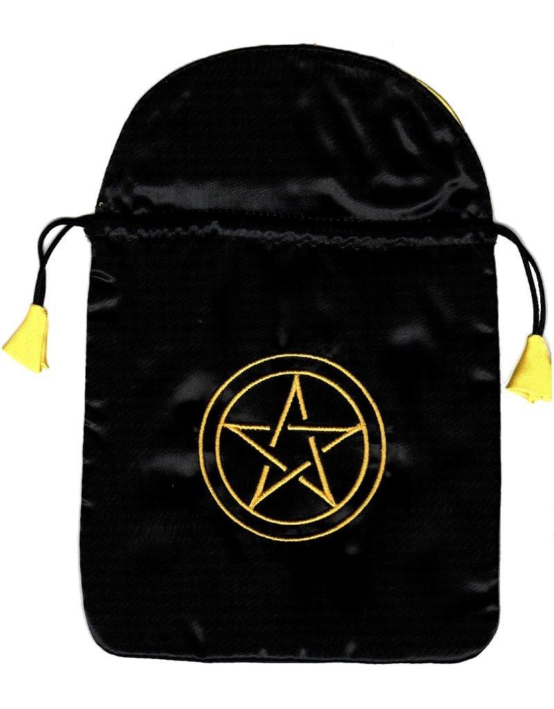 "Pentagramme Tarot Beutel ""Pentakel"",  groß"