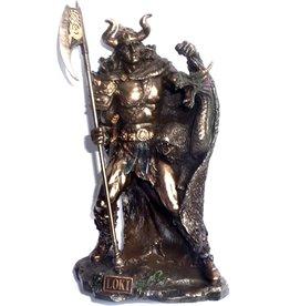 Loki mit Fenriswolf