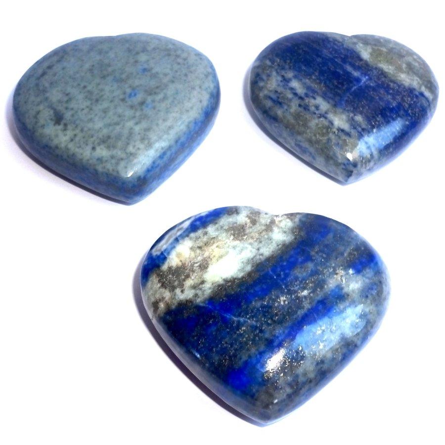 Handschmeichler Lapis Lazuli Herz-2
