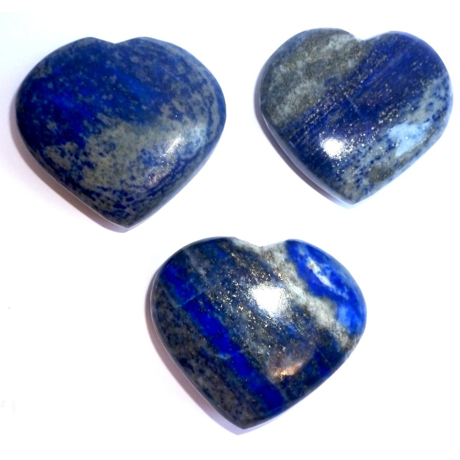 Handschmeichler Lapis Lazuli Herz-3