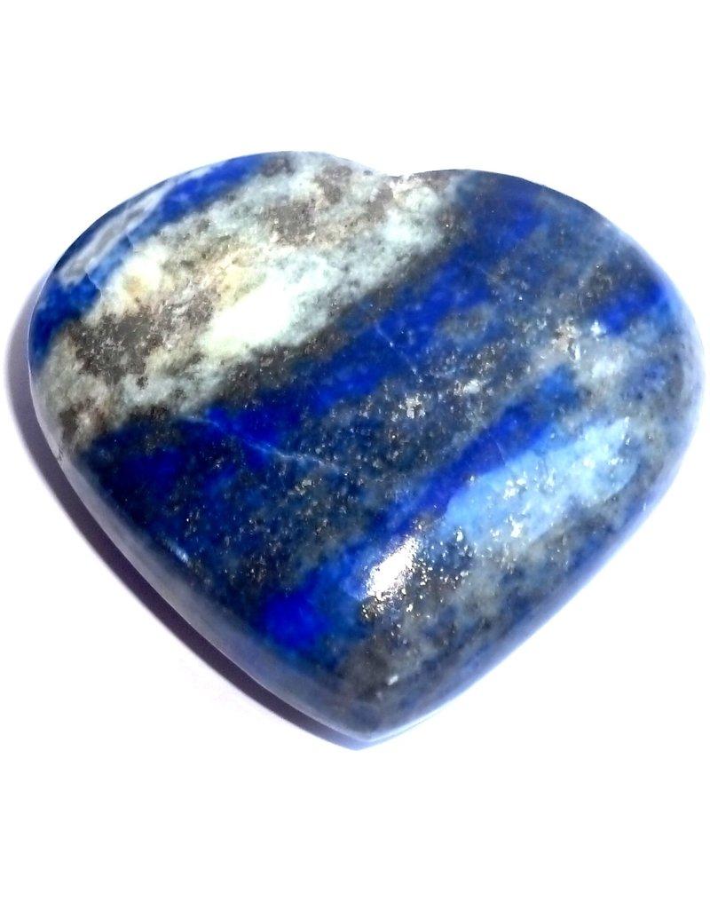 Handschmeichler Lapis Lazuli Herz